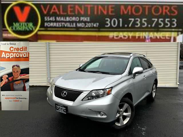 Used 2011 Lexus Rx 350 in Forestville, Maryland | Valentine Motor Company. Forestville, Maryland