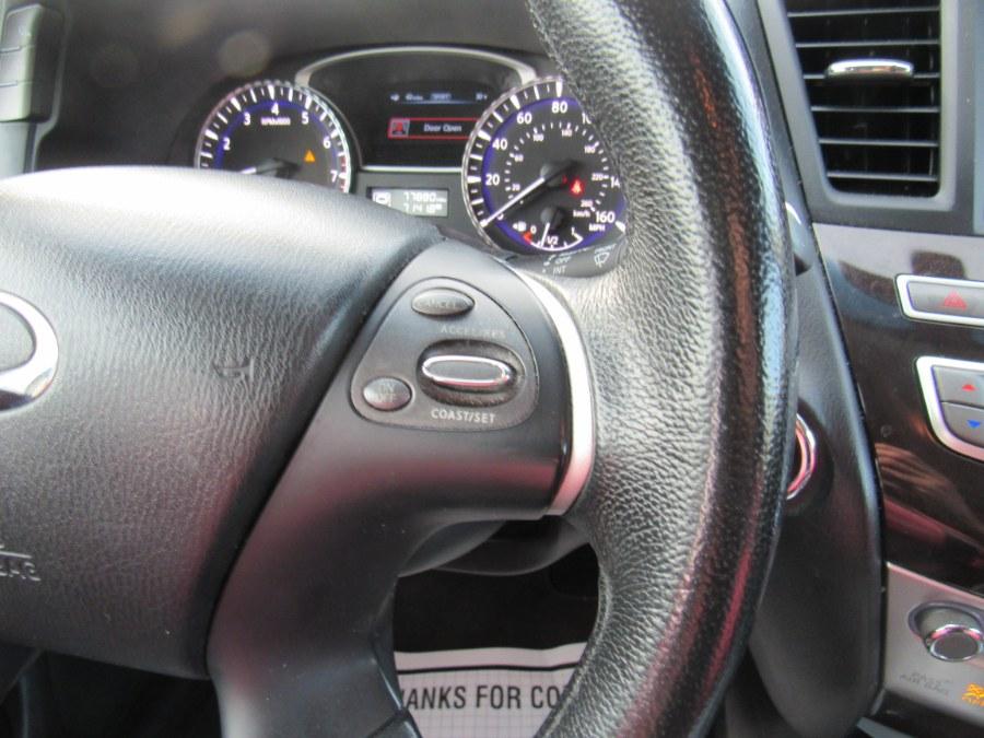 Used Infiniti JX35 AWD 4dr 2013   Hilario's Auto Sales Inc.. Worcester, Massachusetts