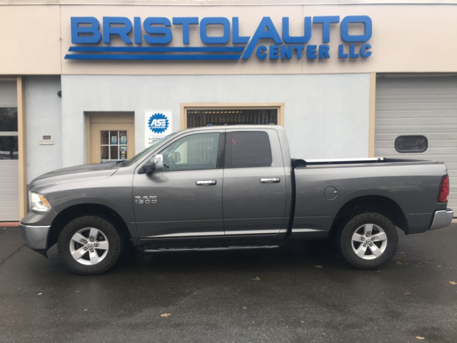 "Used Ram 1500 4WD Quad Cab 140.5"" SLT 2013 
