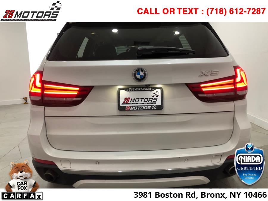 2016 BMW X5 Luxury 3rd Row AWD 4dr xDrive35i, available for sale in Bronx, New York   26 Motors Corp. Bronx, New York
