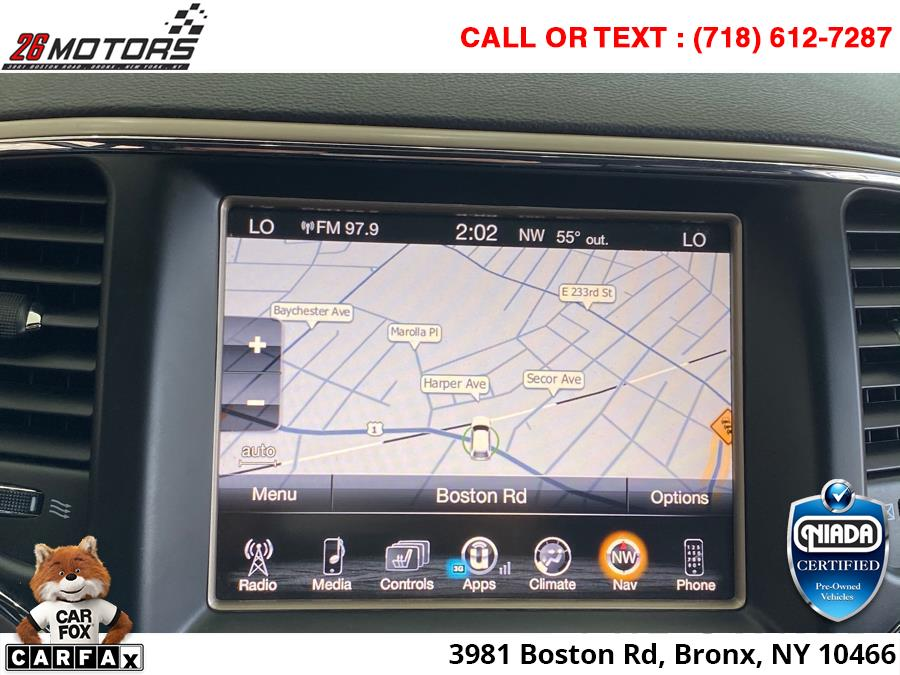 2016 Jeep Grand Cherokee 4WD 4dr Limited, available for sale in Bronx, New York | 26 Motors Corp. Bronx, New York