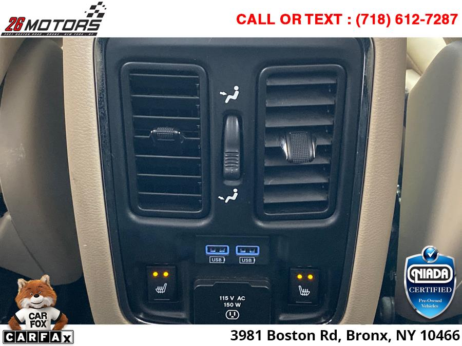 2019 Jeep Grand Cherokee Limited 4x4, available for sale in Bronx, New York | 26 Motors Corp. Bronx, New York