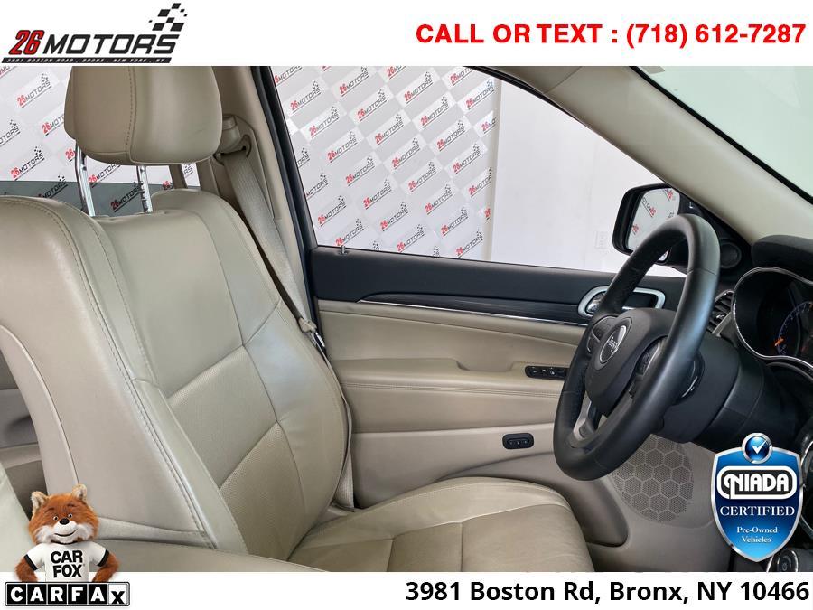 Used Jeep Grand Cherokee Limited 4x4 2019 | 26 Motors Corp. Bronx, New York