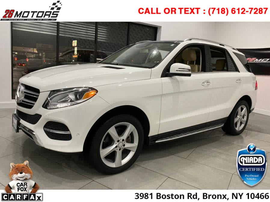 Used Mercedes-Benz GLE 4MATIC 4dr GLE 350 2016 | 26 Motors Corp. Bronx, New York