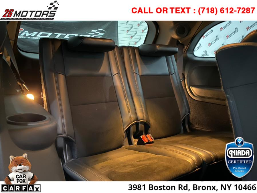 2019 Dodge Durango RT R/T AWD, available for sale in Bronx, New York   26 Motors Corp. Bronx, New York