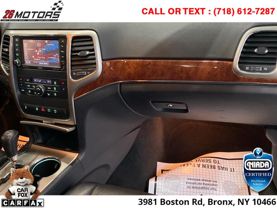 2013 Jeep Grand Cherokee 4WD 4dr Limited, available for sale in Bronx, New York | 26 Motors Corp. Bronx, New York