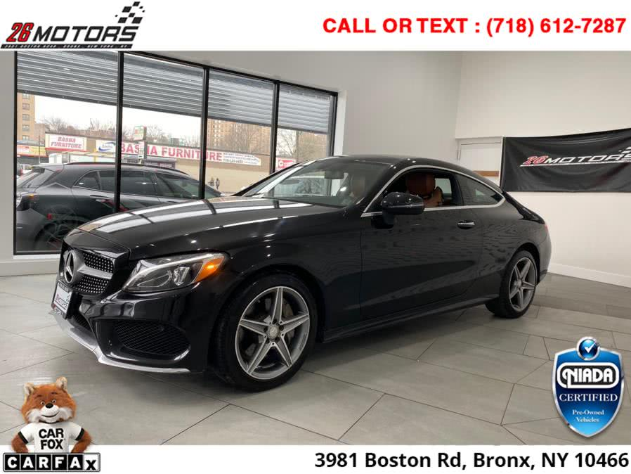 Used 2017 Mercedes-Benz C-Class ///AMG Package in Woodside, New York | 52Motors Corp. Woodside, New York