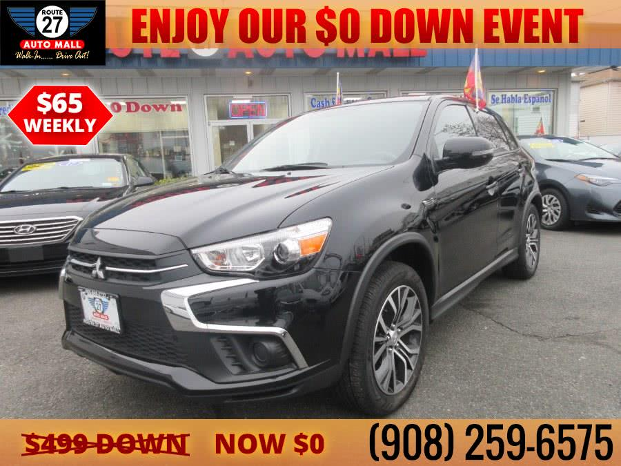 Used 2019 Mitsubishi Outlander Sport in Linden, New Jersey | Route 27 Auto Mall. Linden, New Jersey
