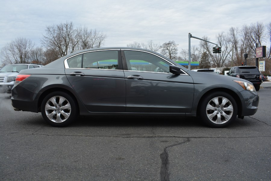 Used Honda Accord Sdn 4dr I4 Auto EX-L 2010 | Longmeadow Motor Cars. ENFIELD, Connecticut
