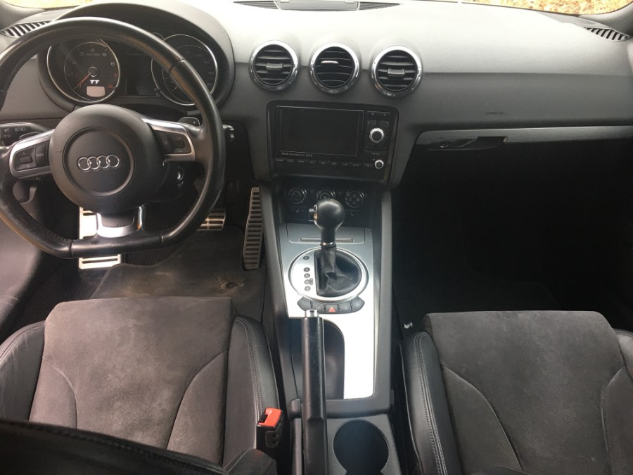 Used Audi TT 2dr Cpe Auto 2.0T FrontTrak 2008   Elite Auto Brokers LLC. Norwich, Connecticut