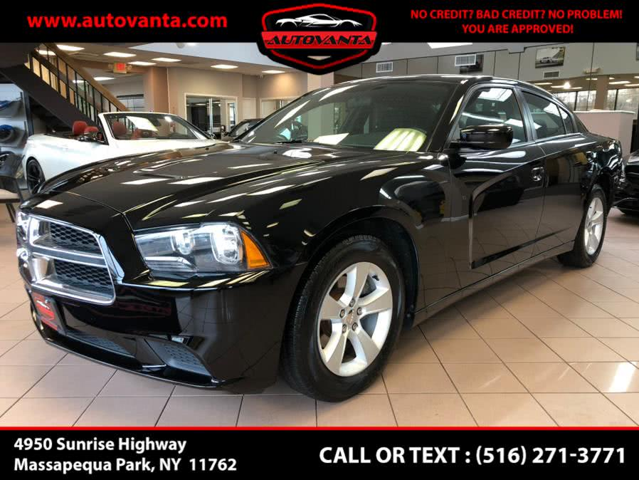 Used Dodge Charger 4dr Sdn SE RWD 2014 | Autovanta. Massapequa Park, New York