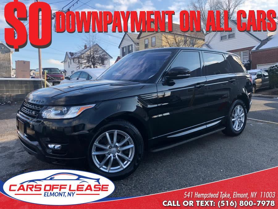 Used 2016 Land Rover Range Rover Sport in Elmont, New York | Cars Off Lease . Elmont, New York