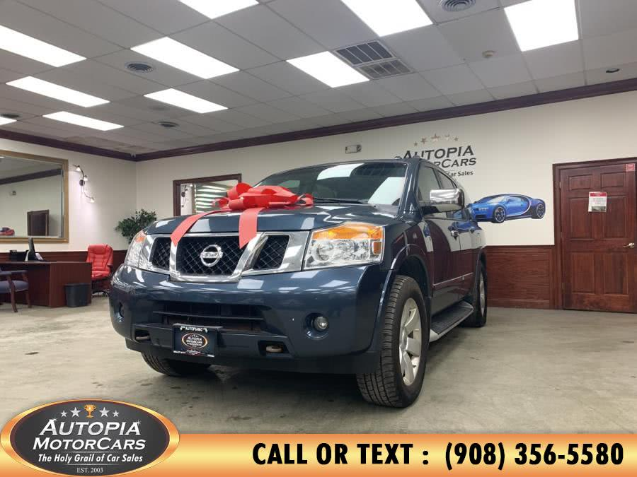 Used 2013 Nissan Armada in Union, New Jersey | Autopia Motorcars Inc. Union, New Jersey