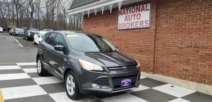 Used 2015 Ford Escape in Waterbury, Connecticut | National Auto Brokers, Inc.. Waterbury, Connecticut