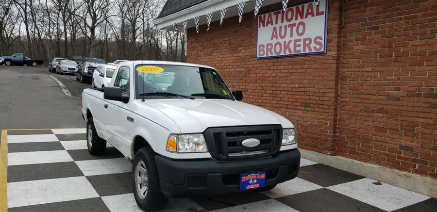 Used 2007 Ford Ranger in Waterbury, Connecticut | National Auto Brokers, Inc.. Waterbury, Connecticut