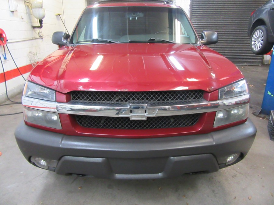 """Used Chevrolet Avalanche 1500 5dr Crew Cab 130"""" WB 4WD Z71 2005 