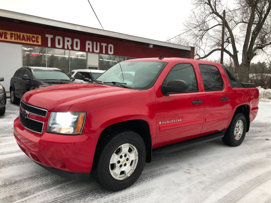 "Used Chevrolet Avalanche 4WD Crew Cab 130"" LS 2009 