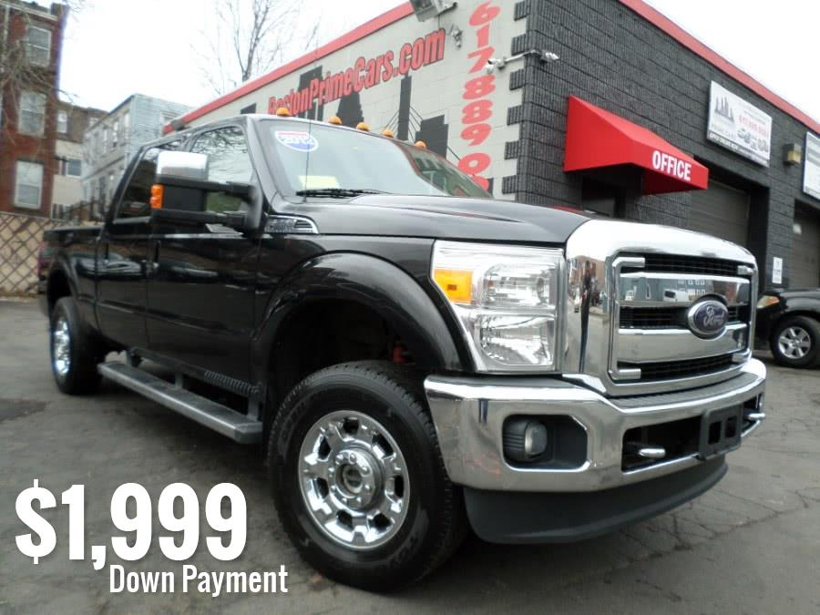 Used 2012 Ford Super Duty F-250 SRW in Chelsea, Massachusetts | Boston Prime Cars Inc. Chelsea, Massachusetts
