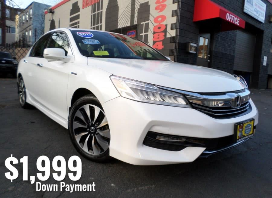 2017 Honda Accord Hybrid Touring Sedan, available for sale in Chelsea, Massachusetts | Boston Prime Cars Inc. Chelsea, Massachusetts