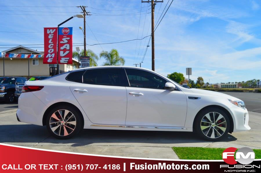 2016 Kia Optima 4dr Sdn SXL Turbo, available for sale in Moreno Valley, California | Fusion Motors Inc. Moreno Valley, California