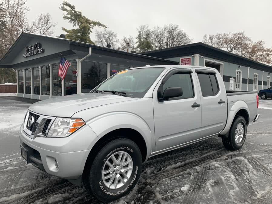 2014 Nissan Frontier 4WD Crew Cab SWB Auto SL, available for sale in New Windsor, NY