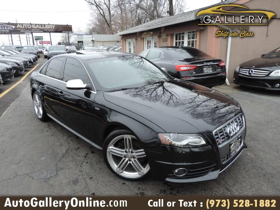 Used 2011 Audi S4 in Lodi, New Jersey | Auto Gallery. Lodi, New Jersey
