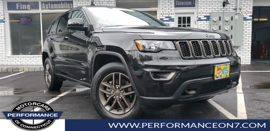 Used 2016 Jeep Grand Cherokee in Wilton, Connecticut | Performance Motor Cars. Wilton, Connecticut