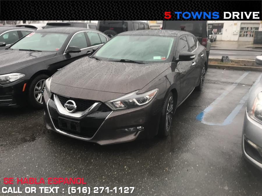 2016 Nissan Maxima 4dr Sdn 3.5 Platinum, available for sale in Inwood, New York | 5 Towns Drive. Inwood, New York