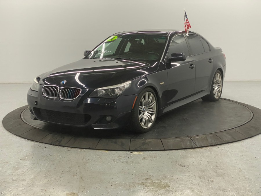 2008 BMW 5 Series 4dr Sdn 550i RWD, available for sale in Bronx, New York | Car Factory Inc.. Bronx, New York