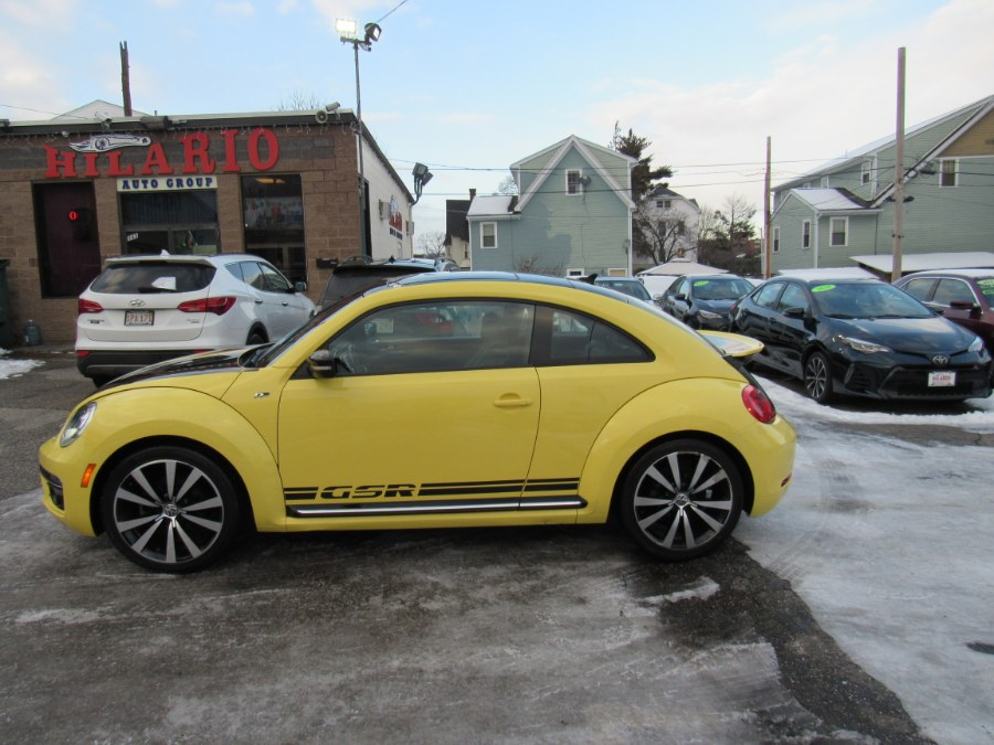 Used Volkswagen Beetle Coupe 2dr Man 2.0T Turbo GSR PZEV 2014 | Hilario's Auto Sales Inc.. Worcester, Massachusetts