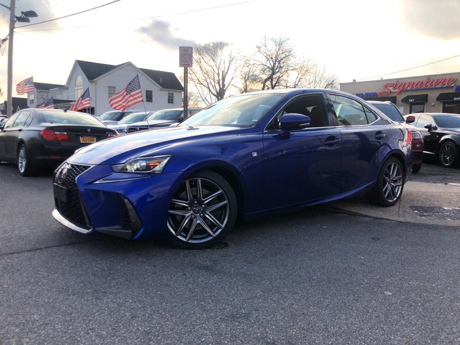 Used Lexus IS IS 300 F Sport AWD 2017 | Signature Auto Sales. Franklin Square, New York