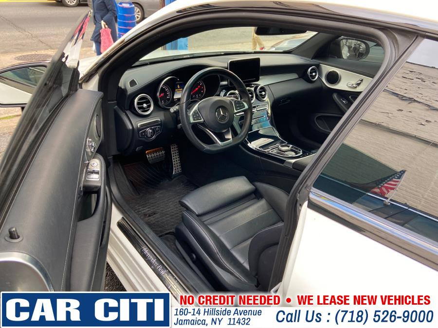 2017 Mercedes-Benz C-Class C 300 Coupe, available for sale in Jamaica, New York | Car Citi. Jamaica, New York