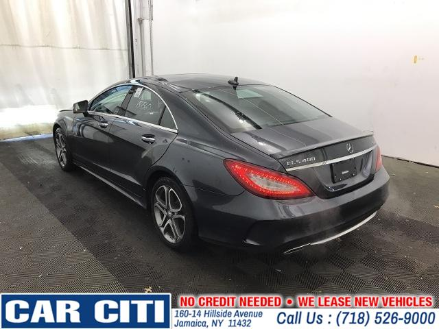 2016 Mercedes-Benz CLS 4dr Sdn CLS 400 4MATIC, available for sale in Brooklyn, New York | E Cars . Brooklyn, New York