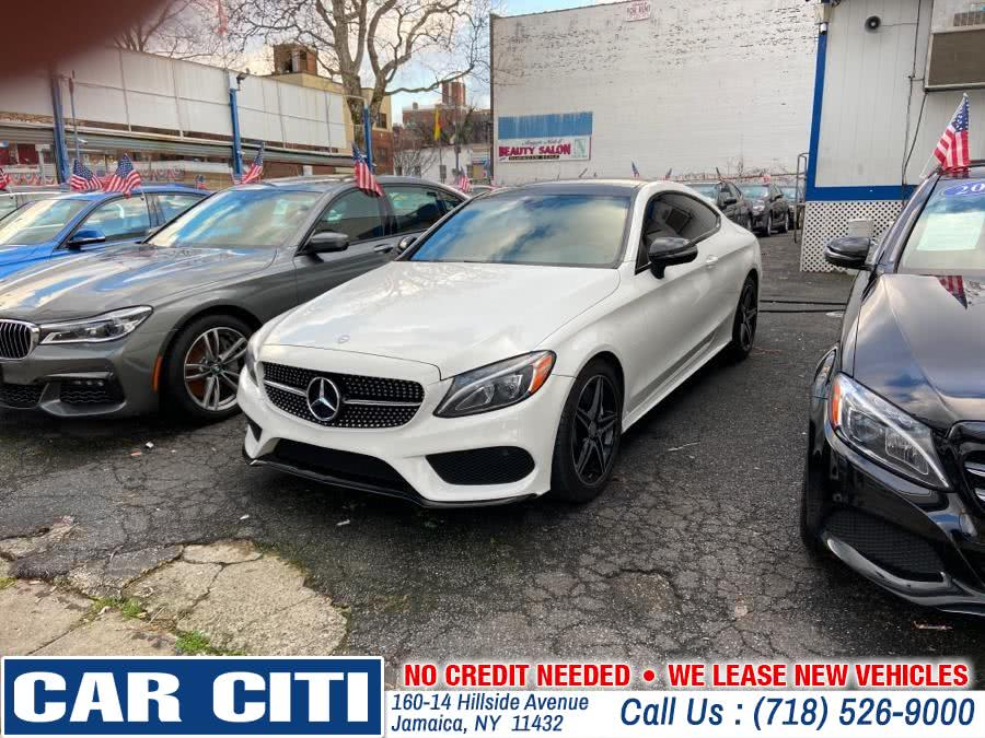 Used 2017 Mercedes-Benz C-Class in Brooklyn, New York | E Cars . Brooklyn, New York