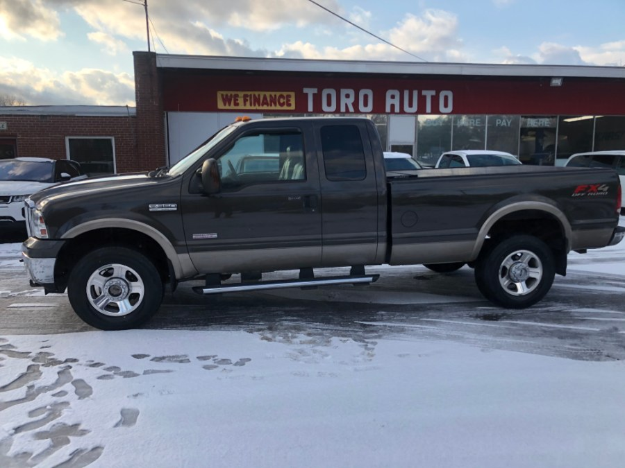 Used Ford Super Duty F-350 SRW Lariat 4WD 6.0 Power Stroke Diesel SD 2005 | Toro Auto. East Windsor, Connecticut