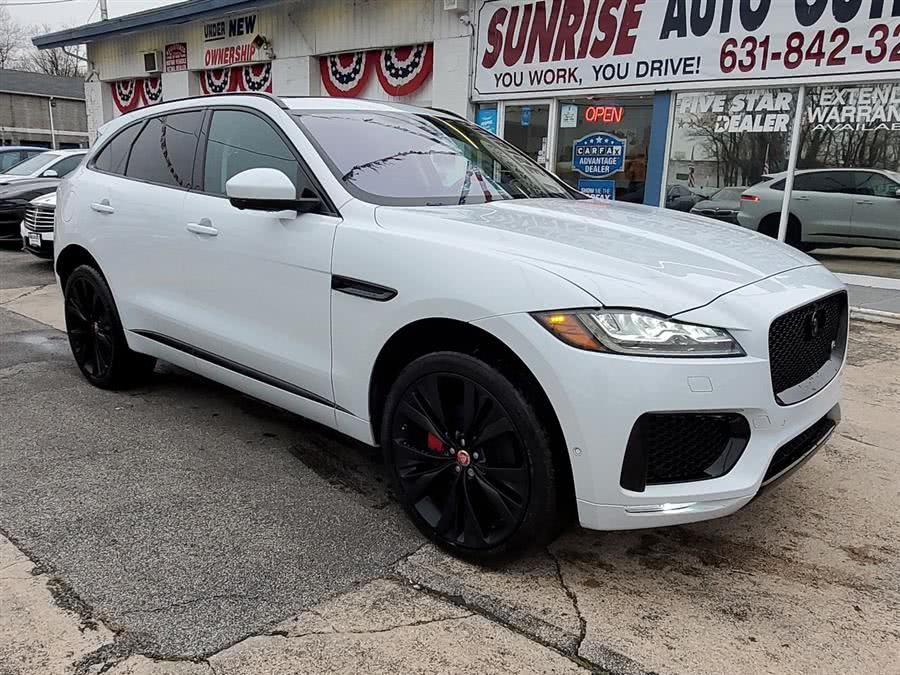 Used 2017 Jaguar F-PACE in Jamaica, New York | Hillside Auto Mall Inc.. Jamaica, New York