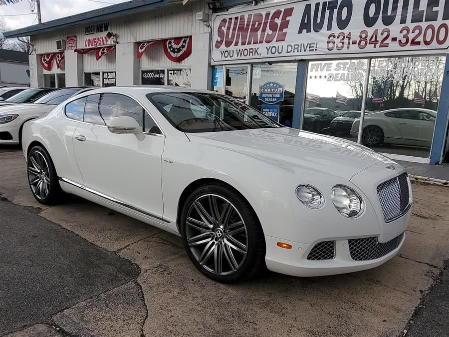 Used 2012 Bentley Continental GT in Amityville, New York | Sunrise Auto Outlet. Amityville, New York