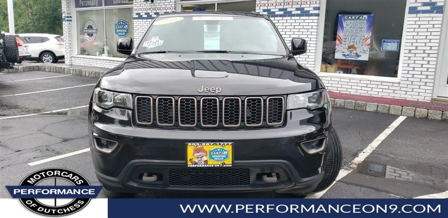 Used Jeep Grand Cherokee 4WD 4dr Laredo 2016 | Performance Motorcars Inc. Wappingers Falls, New York