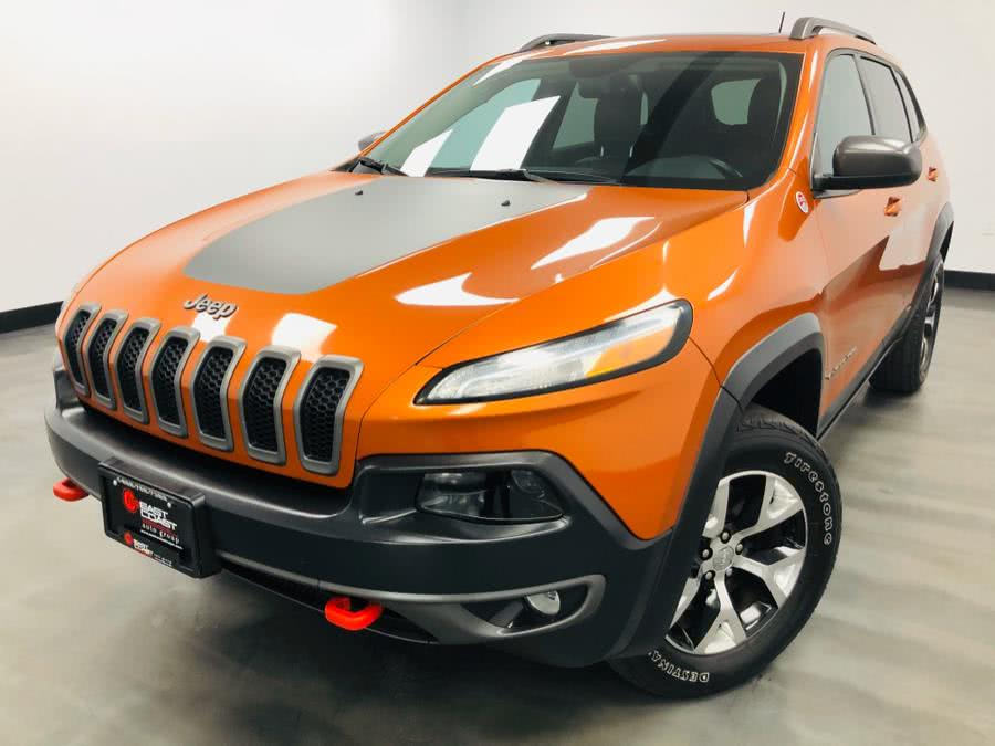 Used Jeep Cherokee 4WD 4dr Trailhawk 2014 | East Coast Auto Group. Linden, New Jersey