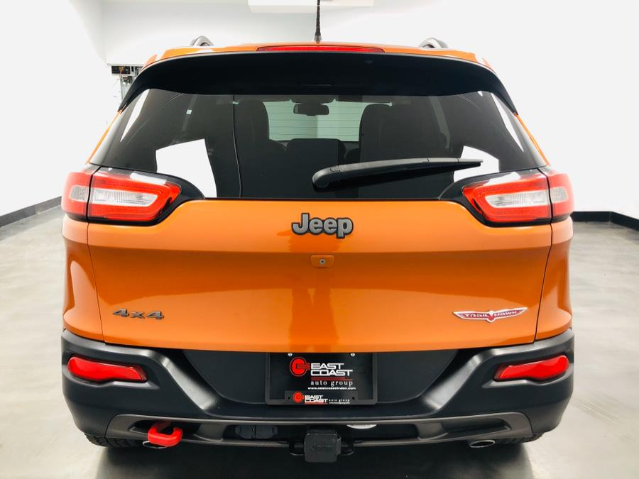2014 Jeep Cherokee 4WD 4dr Trailhawk, available for sale in Linden, New Jersey | East Coast Auto Group. Linden, New Jersey