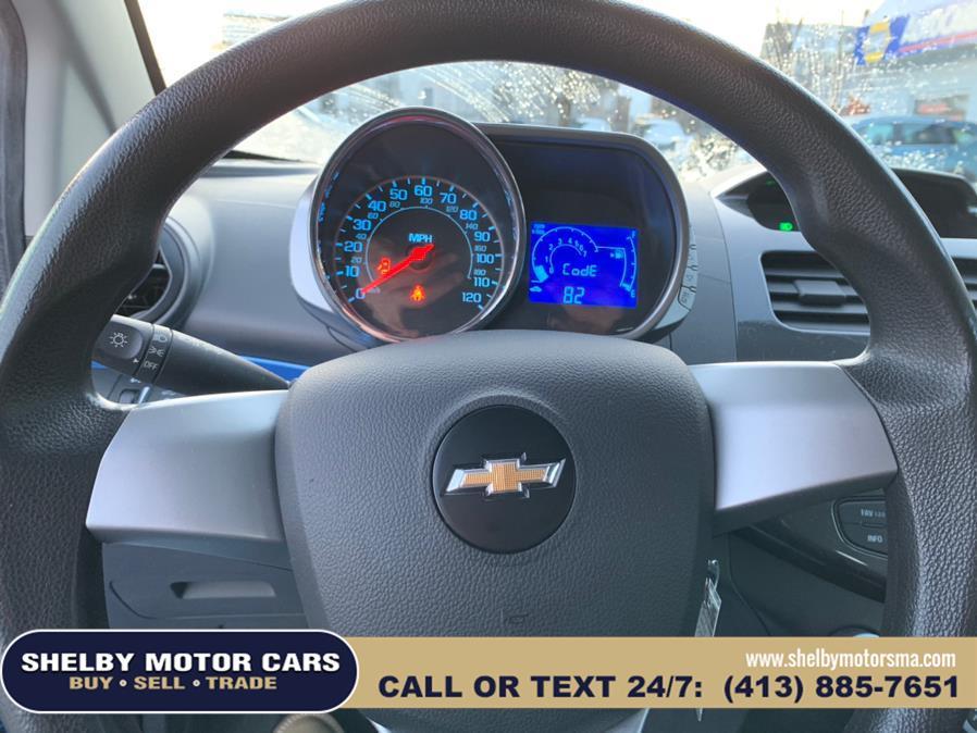 Used Chevrolet Spark 5dr HB Man LS 2013 | Shelby Motor Cars . Springfield, Massachusetts