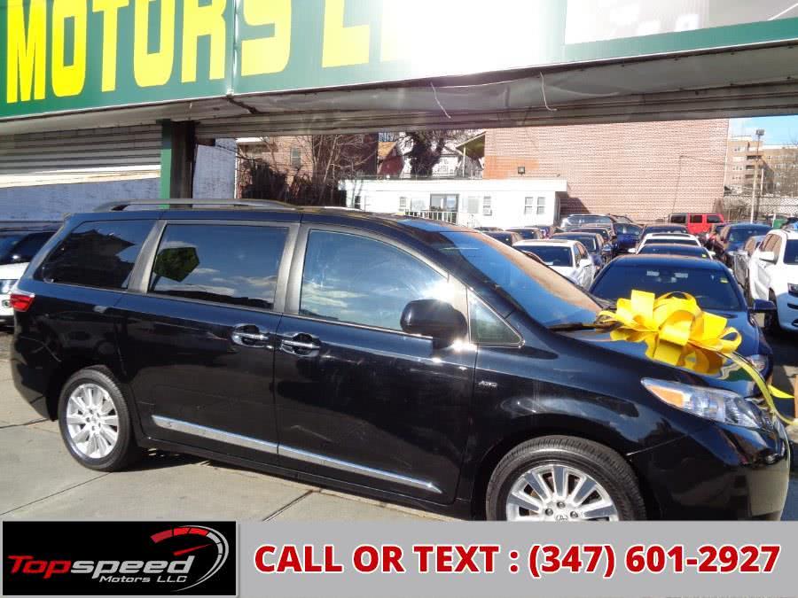 Used 2016 Toyota Sienna XLE AWD Satellite in Jamaica, New York | Top Speed Motors LLC. Jamaica, New York
