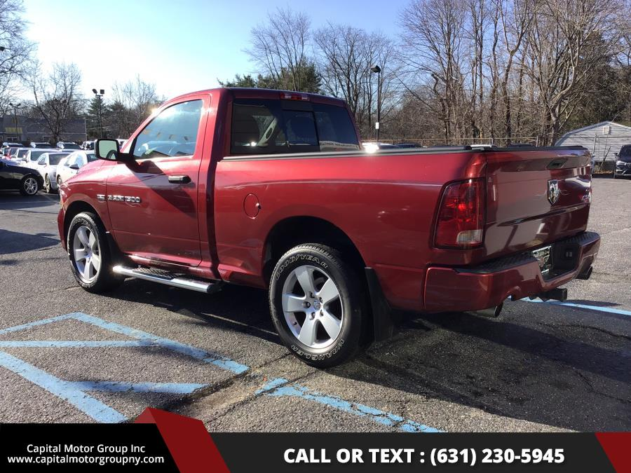 "Used Ram 1500 4WD Reg Cab 120.5"" Express 2012 