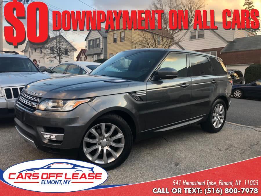 Used 2015 Land Rover Range Rover Sport in Elmont, New York | Cars Off Lease . Elmont, New York