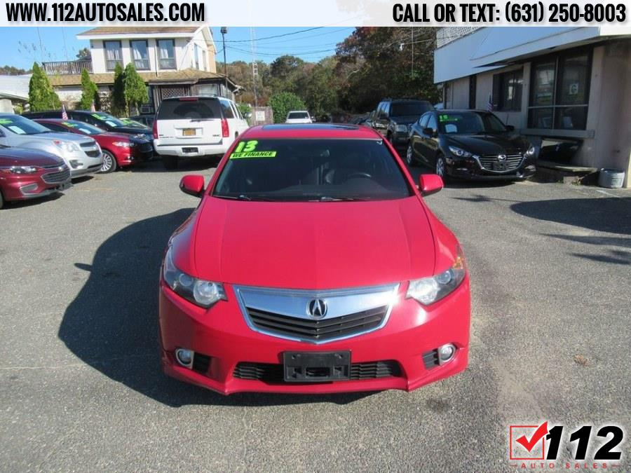 Used Acura TSX 4dr Sdn I4 Auto Special Edition 2013 | 112 Auto Sales. Patchogue, New York