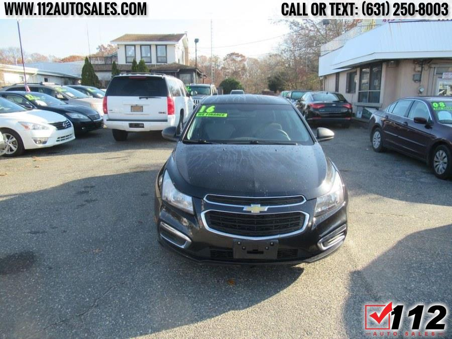 2016 Chevrolet Cruze Limited 4dr Sdn Auto LS, available for sale in Patchogue, New York | 112 Auto Sales. Patchogue, New York