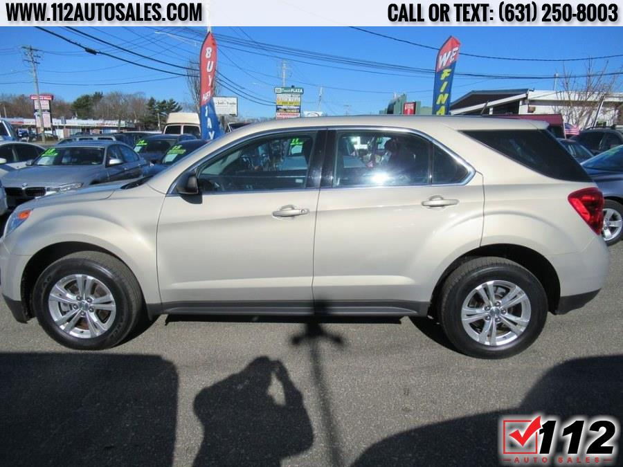 2012 Chevrolet Equinox FWD 4dr LS, available for sale in Patchogue, New York | 112 Auto Sales. Patchogue, New York