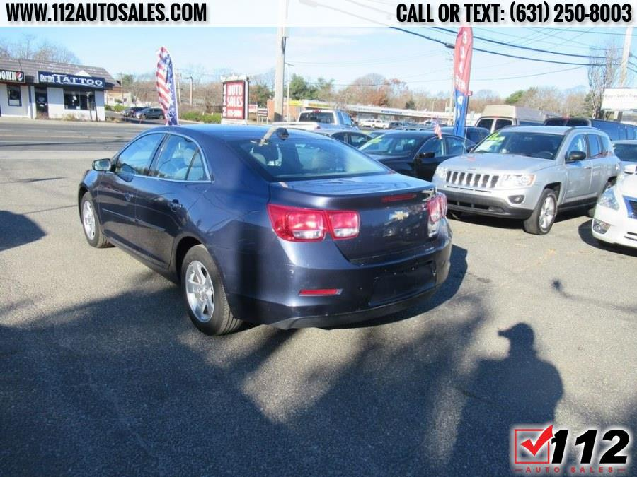Used Chevrolet Malibu 4dr Sdn LS w/1LS 2013 | 112 Auto Sales. Patchogue, New York