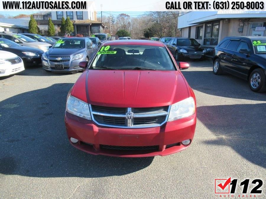 2010 Dodge Avenger 4dr Sdn R/T, available for sale in Patchogue, New York | 112 Auto Sales. Patchogue, New York