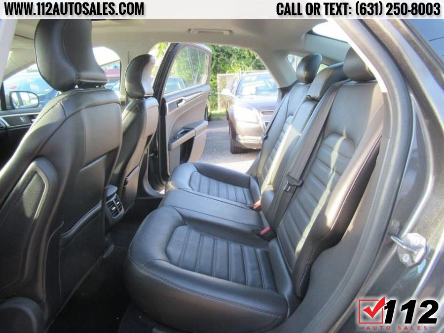 2016 Ford Fusion 4dr Sdn SE FWD, available for sale in Patchogue, New York | 112 Auto Sales. Patchogue, New York